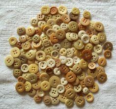 Long John Buttons from Civil War Era