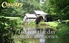 Mabry's Mill on the Blue Ridge Parkway Life Story Quotes, Country Magazine, Good Neighbor, Good Old, Old Things, Blue Ridge, Live, Troy, West Virginia