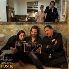 2013 meets 1978 in this behind-the-scenes look of #AmericanHustle, a film by David O. Russell. In select theaters now and everywhere Friday. http://www.fandango.com/americanhustle_164469/movieoverview