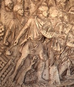 picture of Slingers on Trajan's Column - Google Search