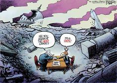 Nate Beeler Cartoons   The Columbus Dispatch