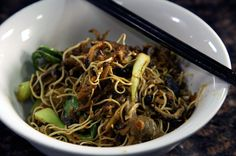 Chef Patricia Yeo has an authentic approach to Chinese street food, such as Dan Dan Noodles.