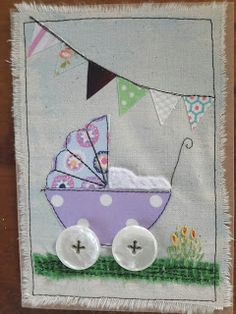 I sell my cards at local markets, and give them away as gift packs as well. This, that and everything inbetween: I sell my cards at local markets, and give them away as gift packs as well. Fabric Cards, Fabric Postcards, Paper Cards, Embroidery Cards, Free Motion Embroidery, Diy Note Cards, Freehand Machine Embroidery, Sewing Cards, Patch Aplique
