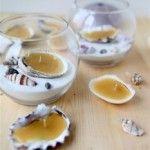 How To Make Seashell Beeswax Tealights