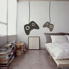 MairGwall Game Controllers Wall Decal - Gamer Wall Decal ... https://www.amazon.com/dp/B00LZEM508/ref=cm_sw_r_pi_dp_HHINxbT62JG89
