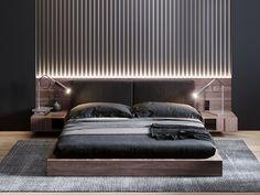 Classic Home Decor Bedroom Wall Designs, Room Design Bedroom, Bedroom Furniture Design, Home Room Design, Home Bedroom, Bedroom Ideas, Modern Luxury Bedroom, Luxury Bedroom Design, Modern Master Bedroom