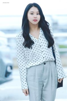 Twice-Chaeyoung 180321 Incheon Airport
