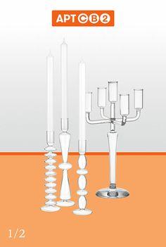 APTCB2 - Candle Holder Set 1