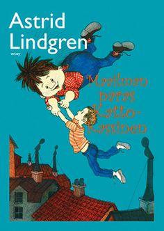 Katto kassinen kirjat- Astrid Lindgren Childhood, Comic Books, Memories, Comics, Retro, Reading, Movie Posters, Pictures, Astrid Lindgren