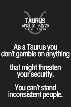 Taurus...yep