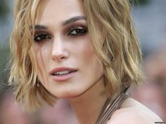 Keira smokey eyes