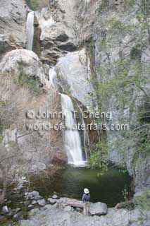 a pretty extensive list of waterfall hikes in SoCal... I need to start hiking again!