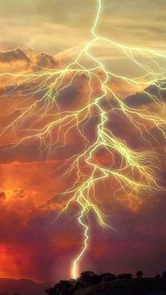 lightning ✿⊱╮ beautiful amazing