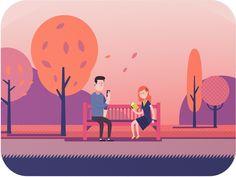 Couple by Tania Yakunova
