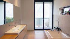 Haus am Walensee, Murg | Aicher Ziviltechniker GmbH Basin, Bathtub, Shower, Bathroom, Architecture, Homes, Villas, Home Architecture, Projects
