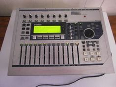 working yamaha aw1600 digital workstation recorder 8 track input cd recorder - Categoria: Avisos Clasificados Gratis  Item Condition: UsedUsed Yamaha AW1600 Digital Audio Workstation Recorder with CD Burner This has been tested and is working Still has some recordings on it This is a storage unit auction lot history is unknown Includes unit and power supply manual is not included but is available for free online 40 GB internal storage and has USB port to transfer files with additional…