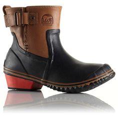 Women's Slimpack Riding Glow™ Boot - Black, Bronco - 1517871