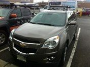 2012 Chevy Equinox with Thule Universal Flat Top 2012 Chevy Equinox, Flat, Top, Shopping, Bass, Ballet Flats, Crop Shirt, Blouses