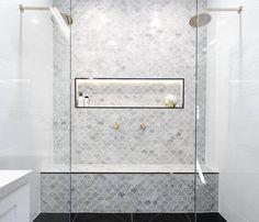 Hey @juliaandsasha just so you know we still think about this bathroom.. #theblock #tbt #bathroom http://ift.tt/2ifKEto