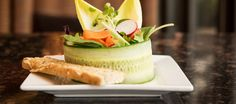 Hilton Chicago/Oak Lawn Hotel, IL - 95th Street Grill Salad