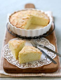 Piggy's Cooking Journal: TWD: Swedish Visiting Cake
