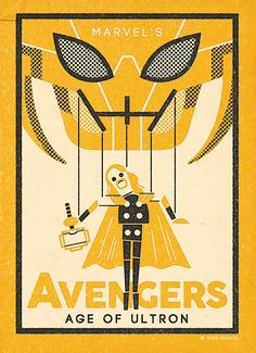 """The Avengers: Thor"" by Andrew Kolb"