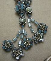Beaded Bead TUTORIAL Another Kind of Rondelle Janies Beads: