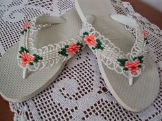 Crochet Motif, Irish Crochet, Crochet Patterns, Crochet Shoes, Crochet Slippers, Shoe Boots, Shoes Sandals, Photo Pattern, Types Of Craft