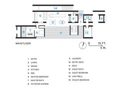 Bates Masi + Architects / Elizabeth II, Floor Plan-G