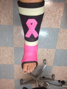 Breast Cancer Awareness Cast for the Month of October!