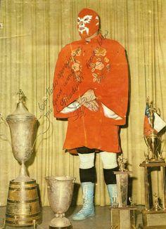 El Dragon Chino luchador rudo de gran trayectoria en Venezuela en los años 60 y 70,lucha libre Venezolana