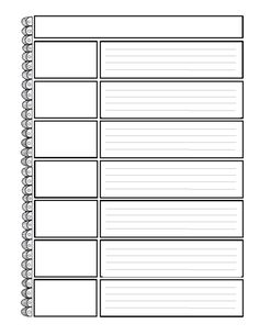 Free Printables For A Powerful Week! — Create Home Storage, , FREE printables to help you craft your week so you live with intention! Decide ahead of time what is most important for you to get done in this week a. Printable Planner Pages, Planner Template, Free Printables, Project Planner, Bullet Journal Ideas Pages, Planner Organization, Writing Paper, Copics, Graphic Organizers