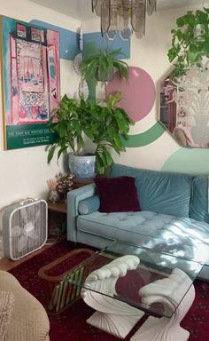 Eichler Haus, Room Ideas Bedroom, Bedroom Decor, Deco Studio, Indie Room, Pretty Room, Aesthetic Room Decor, Dream Rooms, Cool Rooms