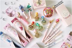 Sailor Moon Miracle Romance Makeup Collection