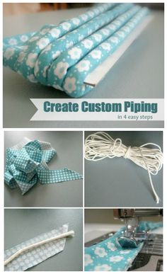If you love sewing, then chances are you have a few fabric scraps left over. You aren't going to always have the perfect amount of fabric for a project, after all. If you've often wondered what to do with all those loose fabric scraps, we've … Sewing Hacks, Sewing Tutorials, Sewing Crafts, Sewing Tips, Sewing Ideas, Bag Tutorials, Sewing Blogs, Techniques Couture, Sewing Techniques