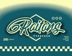 """Check out new work on my @Behance portfolio: """"Raitons"""" http://be.net/gallery/58399117/Raitons"""