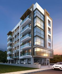 ORKİDE APARTMANI · Building ElevationBuilding FacadeApartment ...