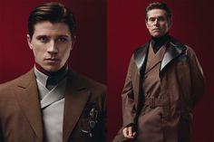 Prada Menswear Goes Steampunk This Fall