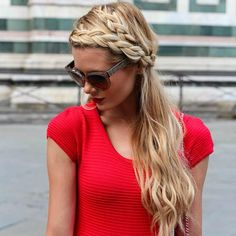 """New post up! And don't forget to enter the @spatrouve giveaway :) #hairpics #braids"""