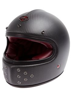 RUBY Helmet - I love medieval everything, and the ridge over the top plus the vent holes are spot on for me.
