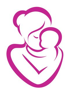Mother And Baby Silhouette Royalty Free Stock Photos - Image: 27955588 Mommy Tattoos, Mutterschaft Tattoos, Baby Tattoos, Trendy Tattoos, Future Tattoos, Love Tattoos, Body Art Tattoos, Tatoos, Mother Tattoos For Children