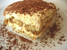"Buddy Valastro's Tiramisu.  This is incredible.  We served it for Christmas Eve and had to send everyone home with a copy of the recipe.  We had a lot of fun with the blogger's comment of how Italians say ""forget about it"" (fuggetaboutit).  But all in all, this recipe is authentic if you follow the recipe and not the Idaho blogger's adjustments."