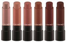 The Beauty News: MAC Liptensity Lipsticks Collection Fall 2016