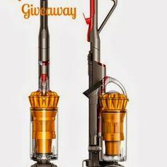 Dyson DC40 Vacuum Giveaway | BLOGGIEAWAY