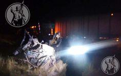 Seis menores de edad murieron en un choque que tuvo lugar en la carretera que comunica los poblados de Flores Magón a Benito Juárez....