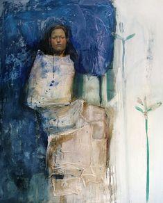 Sol Halabi 1977 | Argentine painter | Mixed media