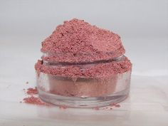 Mineral Eye Shadow Rose Gold shimmery mica powder shadow 5gram sifter