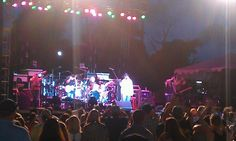 Colt Ford @ Crawfish Fest in Biloxi, Ms