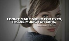 Go Your Own Way... #music #Quotes #Adele