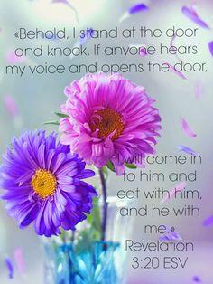 Rev. 3:20
